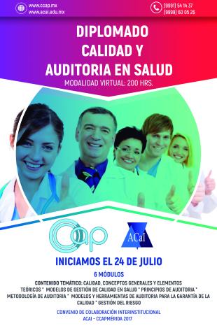 Diplomado en Calidad y Auditoria en Salud